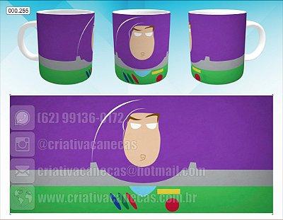 Caneca - Toy Story - Buzz Lightyear