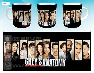Caneca - Grey's Anatomy