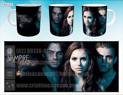 Caneca - The Vampire Diaries