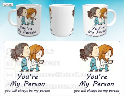 Caneca - My Person