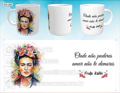 Caneca - Frida Kahlo