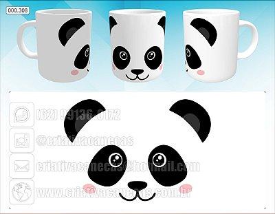 Caneca - Panda