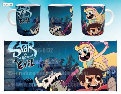 Caneca - Star vs The Forces of Evil