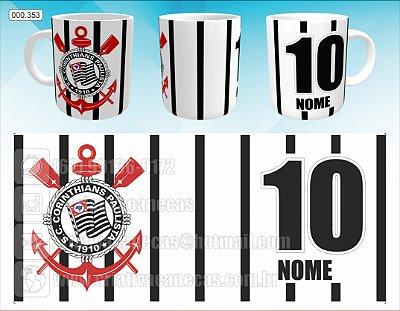 Caneca - Corinthians