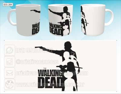 Caneca - The Walking Dead