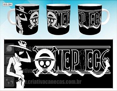 Caneca - One Piece - Luffy
