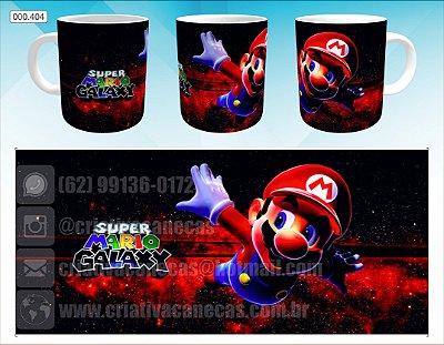 Caneca - Super Mario Galaxy