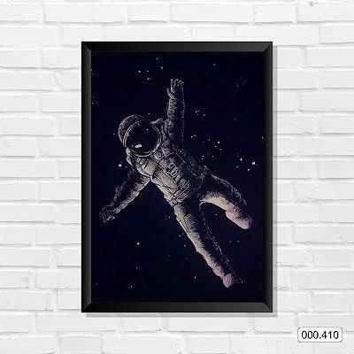 Quadro - Astronauta