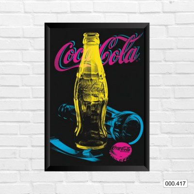 Quadro - Coca Cola