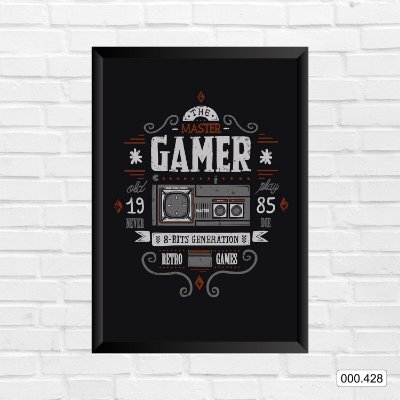Quadro - Gamer