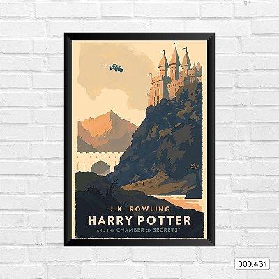Quadro - Harry Potter e a Câmara Secreta