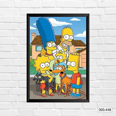 Quadro - Simpsons