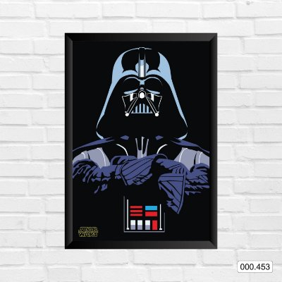 Quadro - Star Wars - Darth Vader