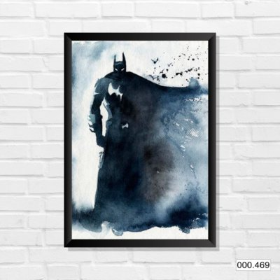 Quadro - Batman, Arte
