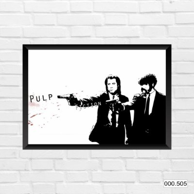 Quadro - Pulp Fliction