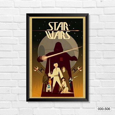 Quadro - Star Wars, Arte