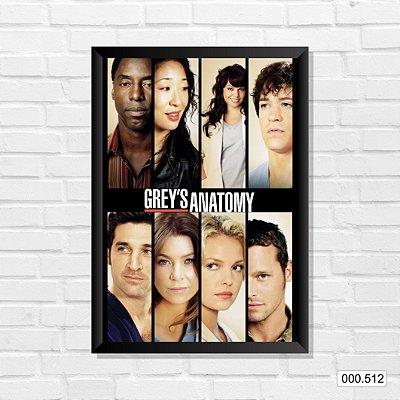 Quadro - Grey's Anatomy