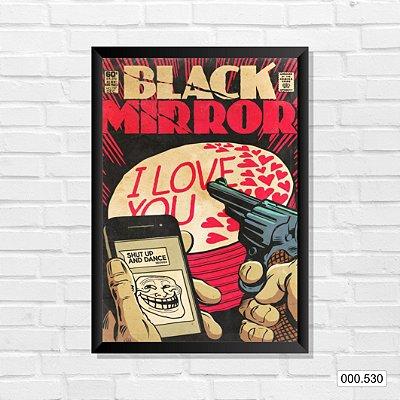 Quadro - Black Mirror - S03.03
