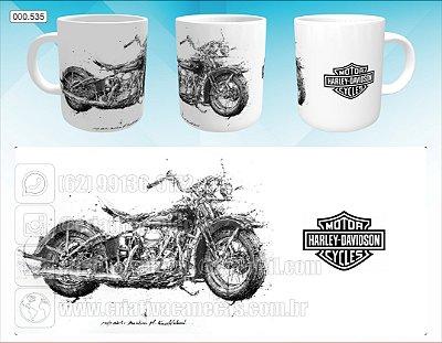 Caneca - Harley Davidson
