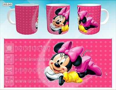 Caneca - Minnie Mouse