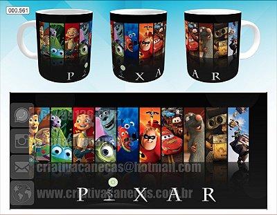 Caneca - Pixar