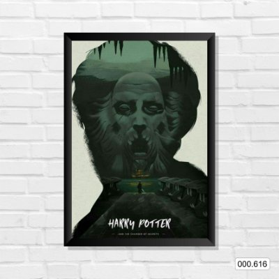 Quadro - Harry Potter - Filme 02