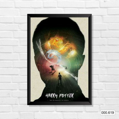 Quadro - Harry Potter - Filme 05