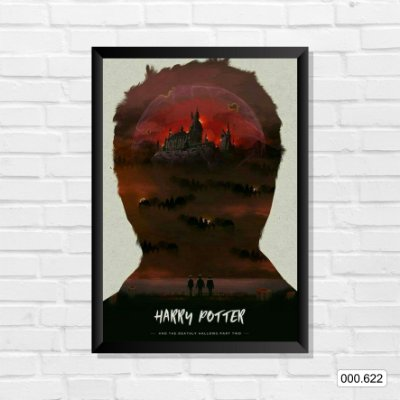 Quadro - Harry Potter - Filme 07b
