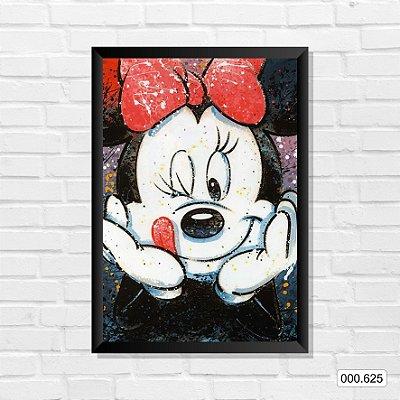 Quadro - Minnie, Arte