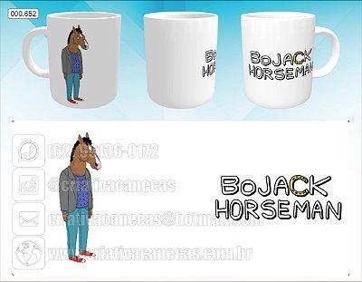Caneca - Bojack Horseman, 2