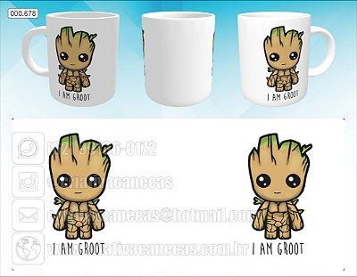 Caneca - I am Groot