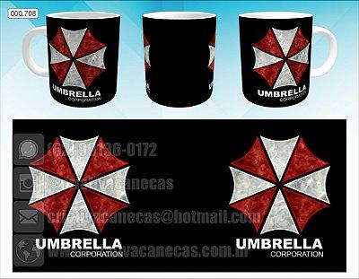 Caneca - Umbrella Corporation