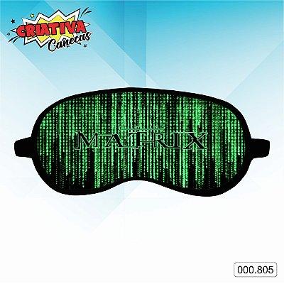 Máscara de dormir - Matrix