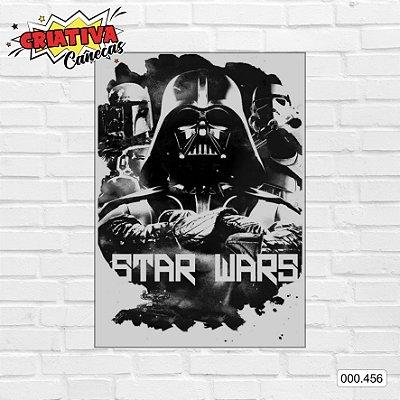 Placa decorativa - Star Wars