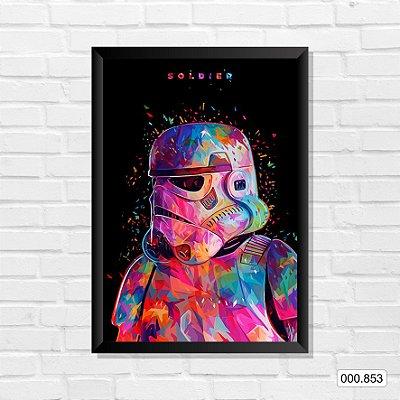 Quadro - Star Wars, Arte 4