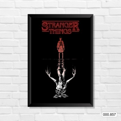 Quadro - Stranger Things, Arte