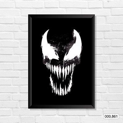 Quadro - Venom, Arte