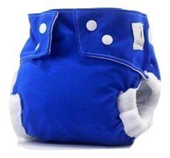 Fralda Piscina Azul - Nós e o Davi Acompanha absorvente