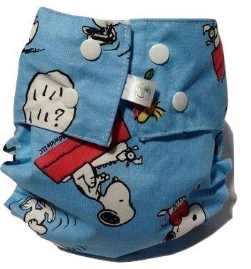 Snoopy  Escoteiro Nova Era Baby - Acompanha ABS melton
