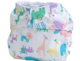 Fralda Ecológica Pequenitas Cover - Animais- Bebês Ecológicos