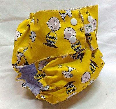 Charlie Brown- Nova Era Baby - Acompanha ABS melton