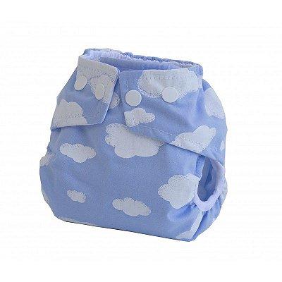 Fralda Ecológica Pequenitas Cover - Nuvens- Bebês Ecológicos