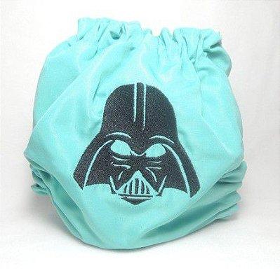 Darth Vader verde água- Fraldas do Sul