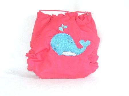 Baleia rosa- Fraldas do Sul