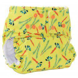 Cenoura amarela - AIO Bela Gil - Bebês Ecológicos