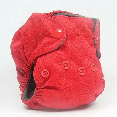Fralda Vermelha AIO Recém-nascido Mumsbest
