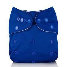 Fralda Azul AIO Recém-nascido Mumsbest