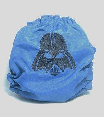 Darth Vader Azul Marinho - Fraldas do Sul