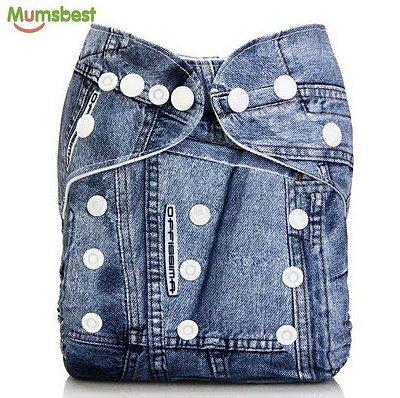 Fralda Jeans em Pull - Mumsbest