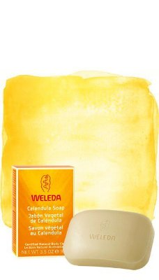 Sabonete de Calêndula  Weleda